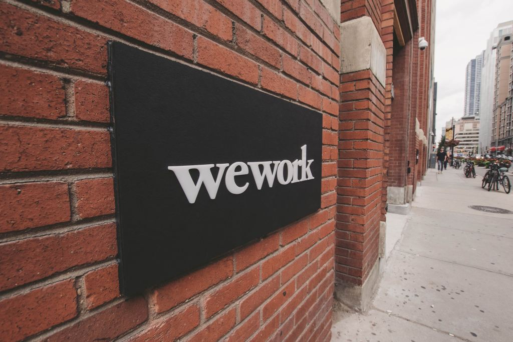 WeWork drama, Streaming wars, & What (else) to read