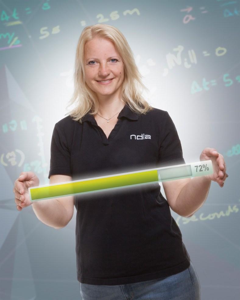 Elisabet Romedal er ansvarlig for at store deler av matematikkressursene på Khan Acdemy er oversatt til norsk