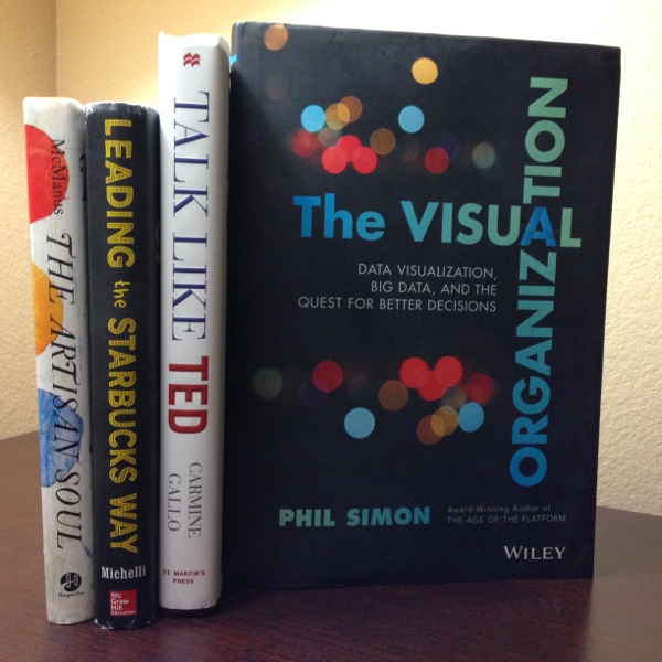 The Visual Organization by Phil Simon