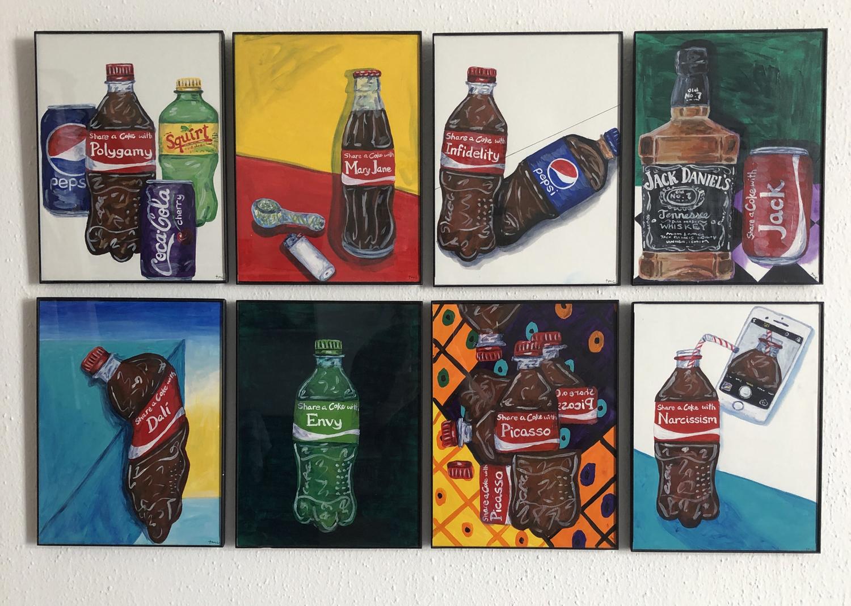 Item 122 - Chapin, Share a Coke Series