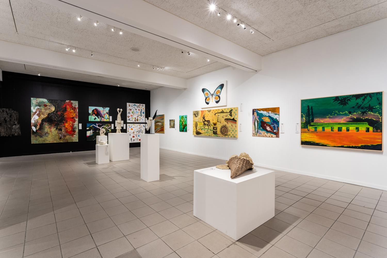 Art Auction room 3
