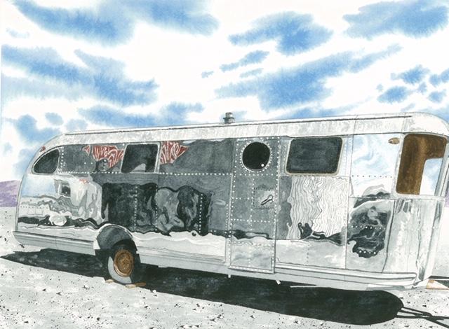 Item 177 - Milton, Airstream-3