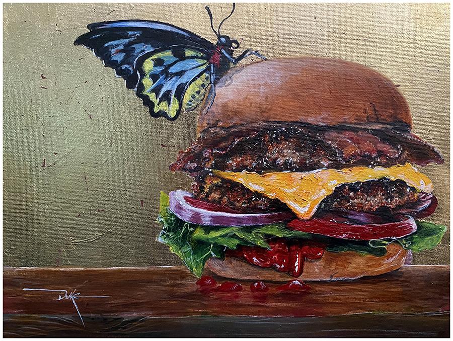 Birdwing Burger, Extra Ketchup