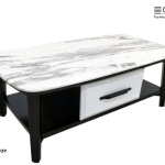 Centre Table Marble Top Omaa Mart
