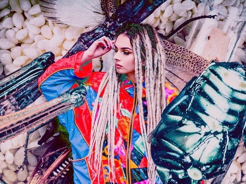 Zhavia, une chanteuse à la sensibilité urbaine