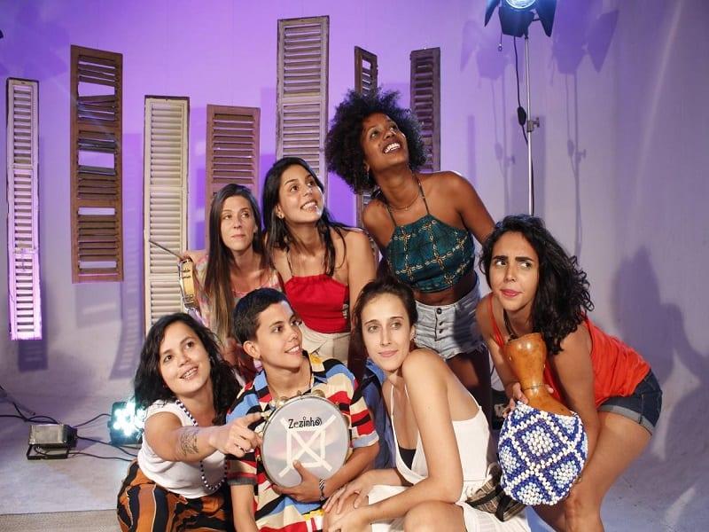 Samba Que Elas Querem ou l'art de conjuguer la samba au féminin