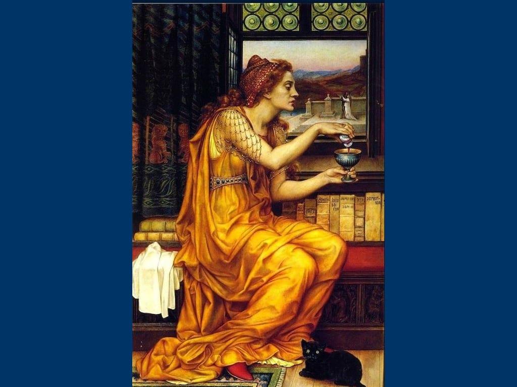 Tableau de John William Waterhouse