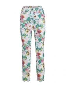 Pantalon fleuri de la marque Mona