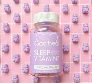 bonbon lilla de Sugarbearhair, les sleep vitamins