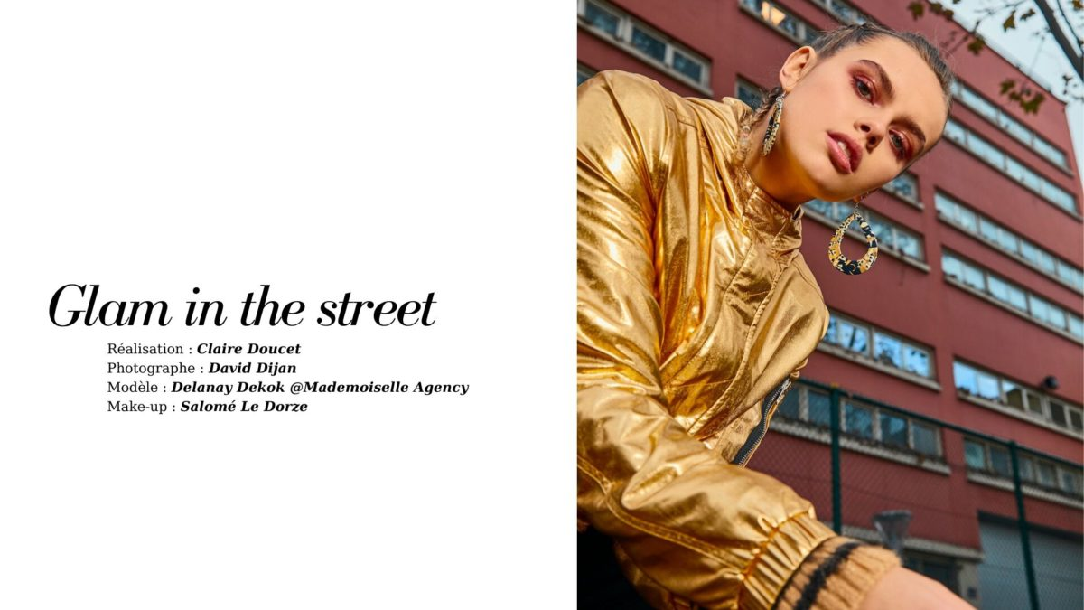 Glam in the street