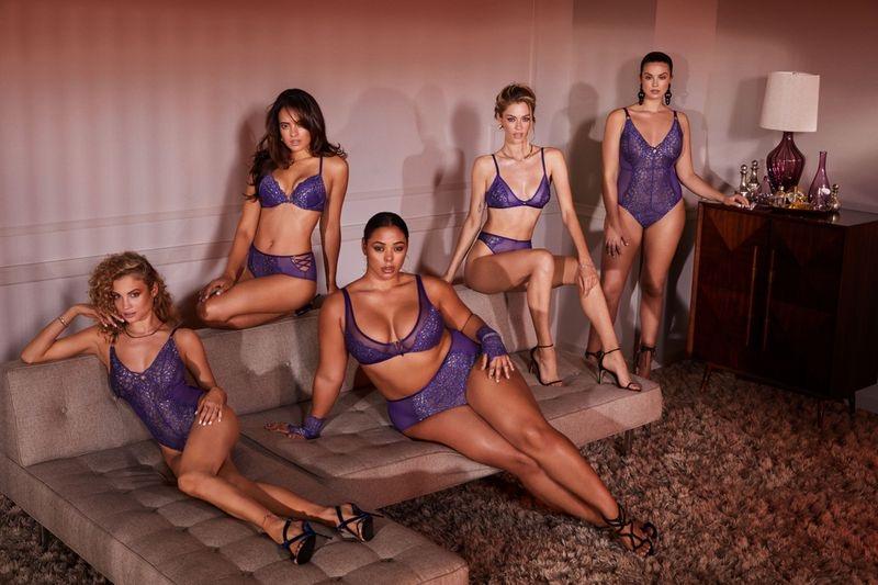 image issue de la marque savage x fenty pour l'article La lingerie sexy au quotidien ? C'est possible