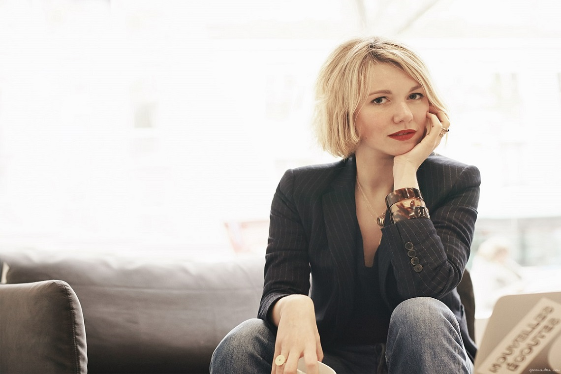 La Poudre - le pionnier des podcasts féminins