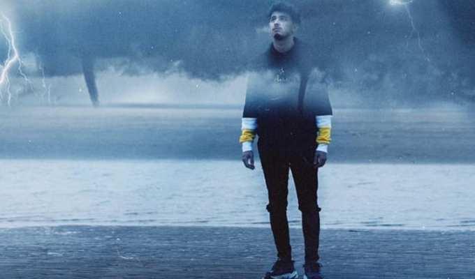 Doxx et son nouvel album Dans la tempête.