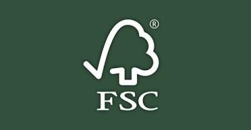 logo FSC (Forest Stewardship Council)
