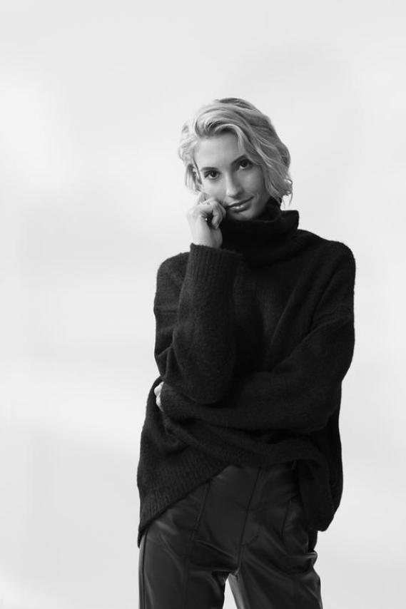 Claire Despagne, fondatrice de la marque de compléments alimentaires D+ for care.