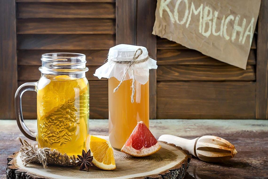 Testez le kombucha : votre future boisson préférée !