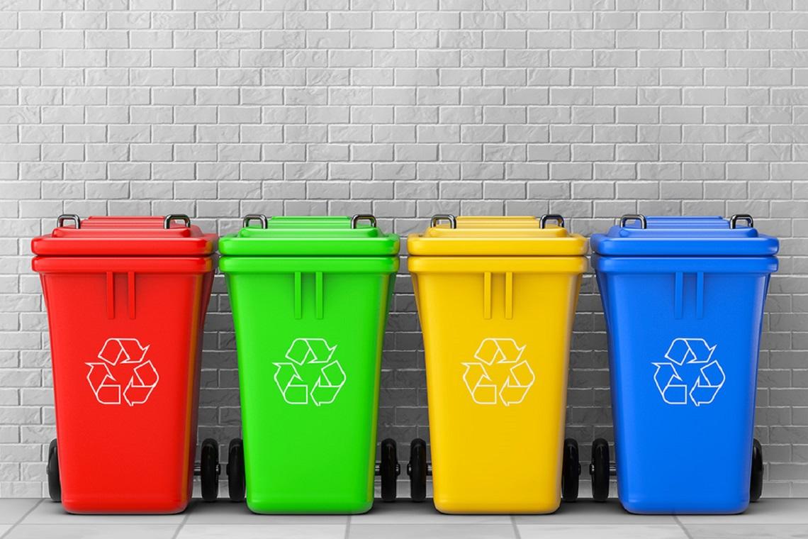 Nos 7 conseils pour adopter le lagom en toute circonstance - Recyclez le plus possible !