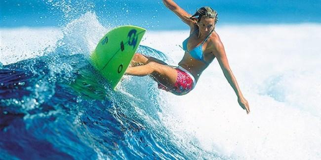 Layne Beachley - Les meilleurs sportives