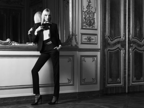 Le Smoking Yves Saint Laurent - Ô Magazine
