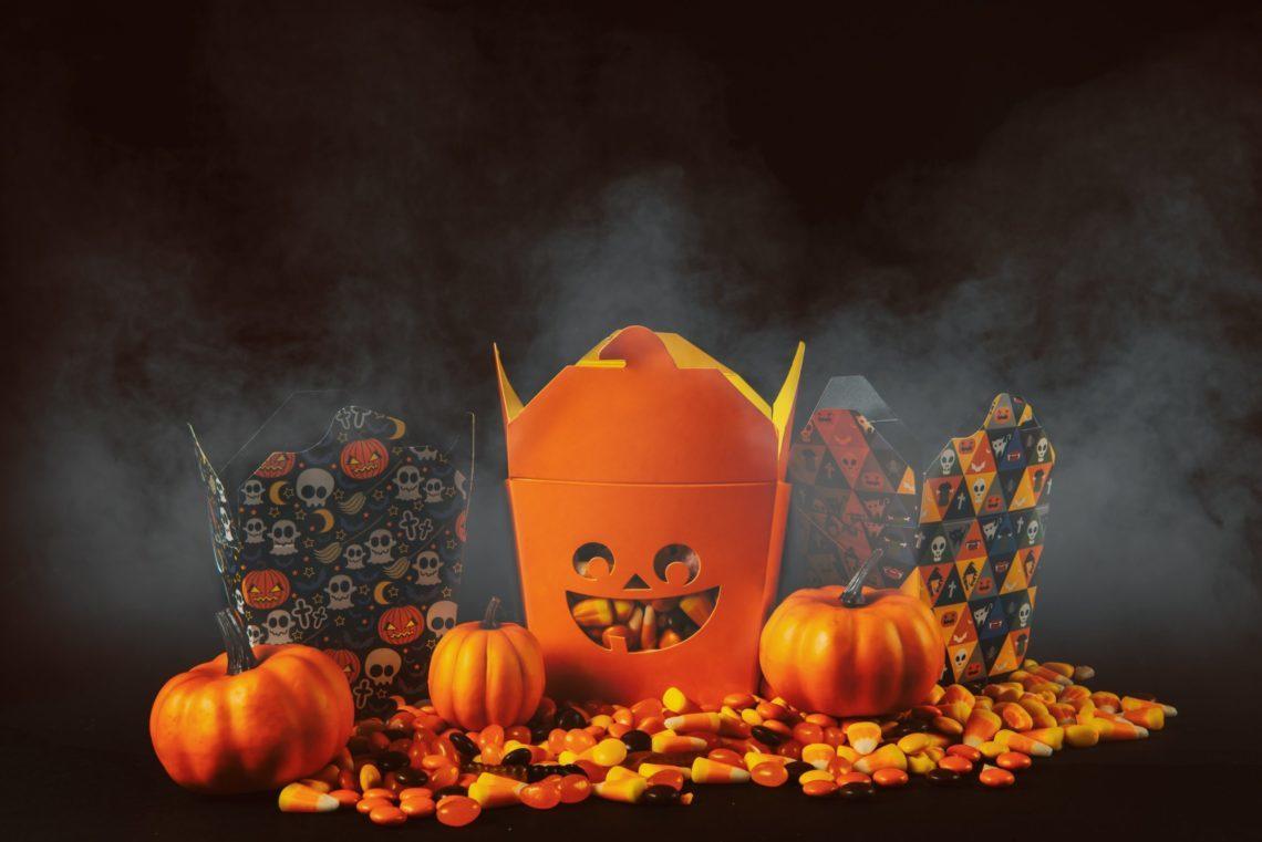 Des bonbons et des gourmandises pour Halloween