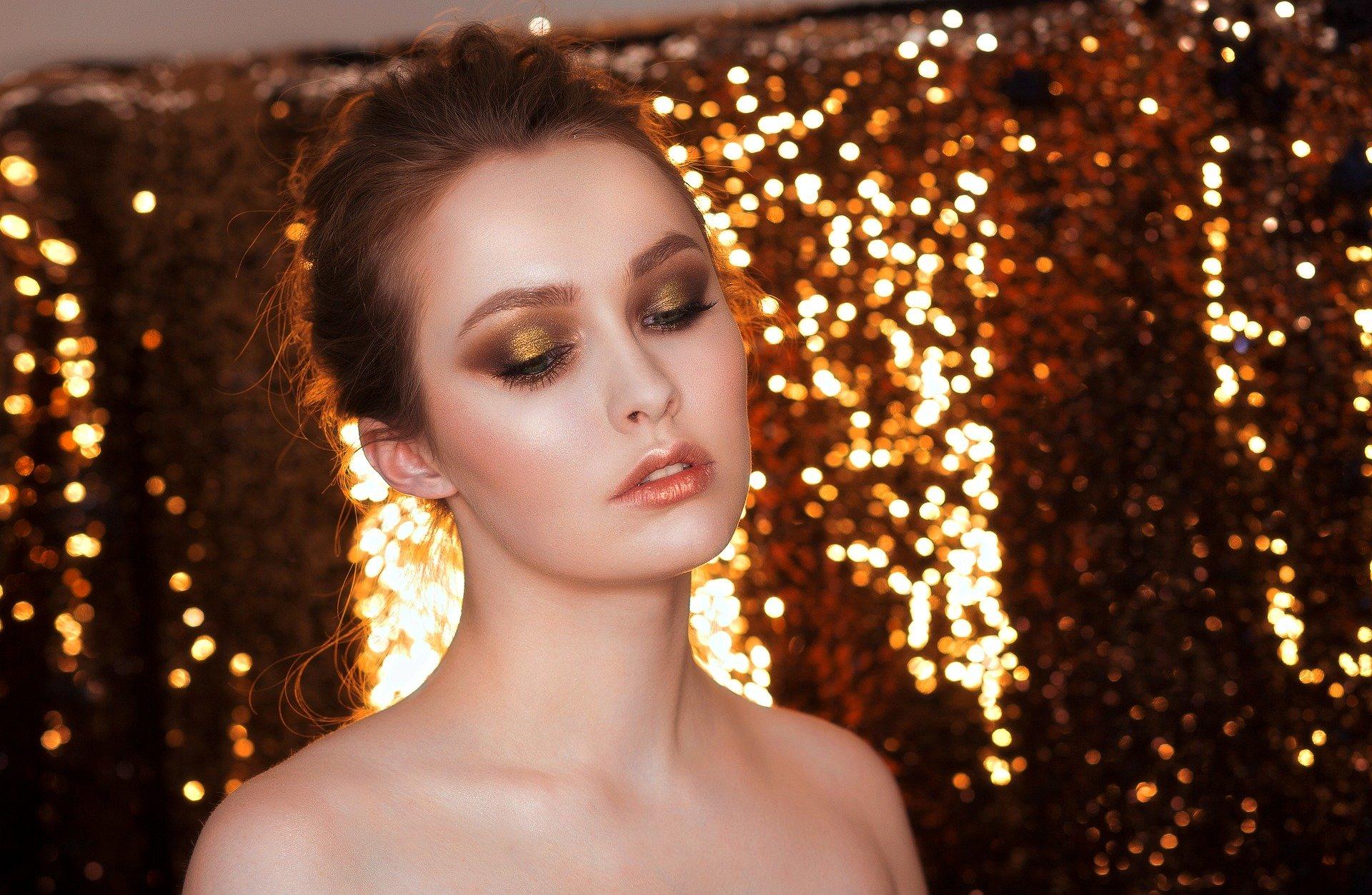 idées maquillage pour les fêtes de fin d'année