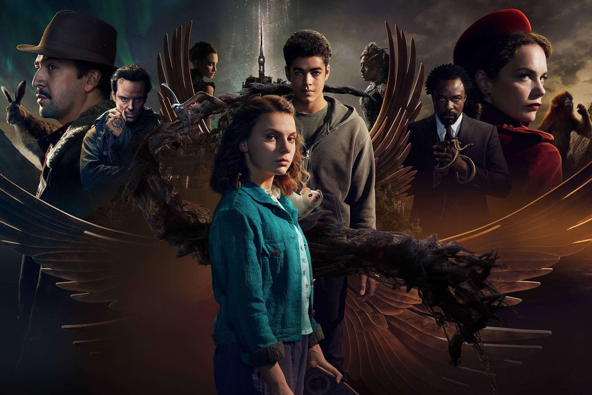 A la croisée des mondes la série épique de HBO