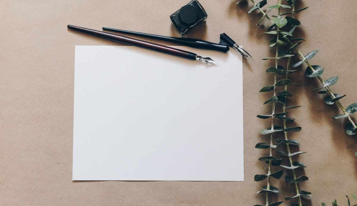 Ecrire à ses proches le dimanche - Ô Magazine