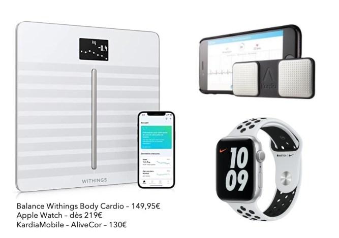 Ces trois appareils pour faire son bilan cardiaque à la maison