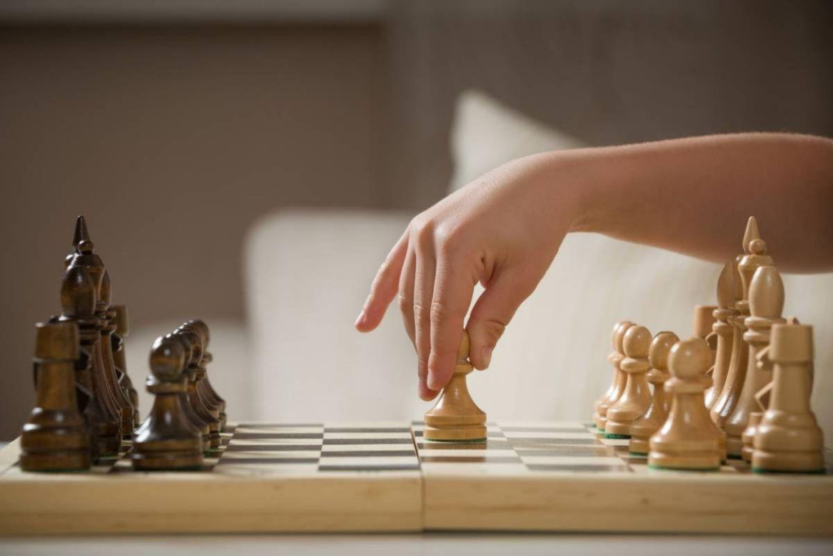 Échecs : jouer et prendre du plaisir à jouer