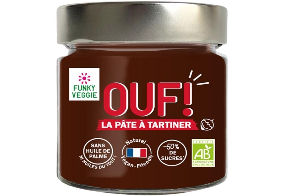 La pâte à tartiner OUF est garantie sans risque pour les enfants APLV.