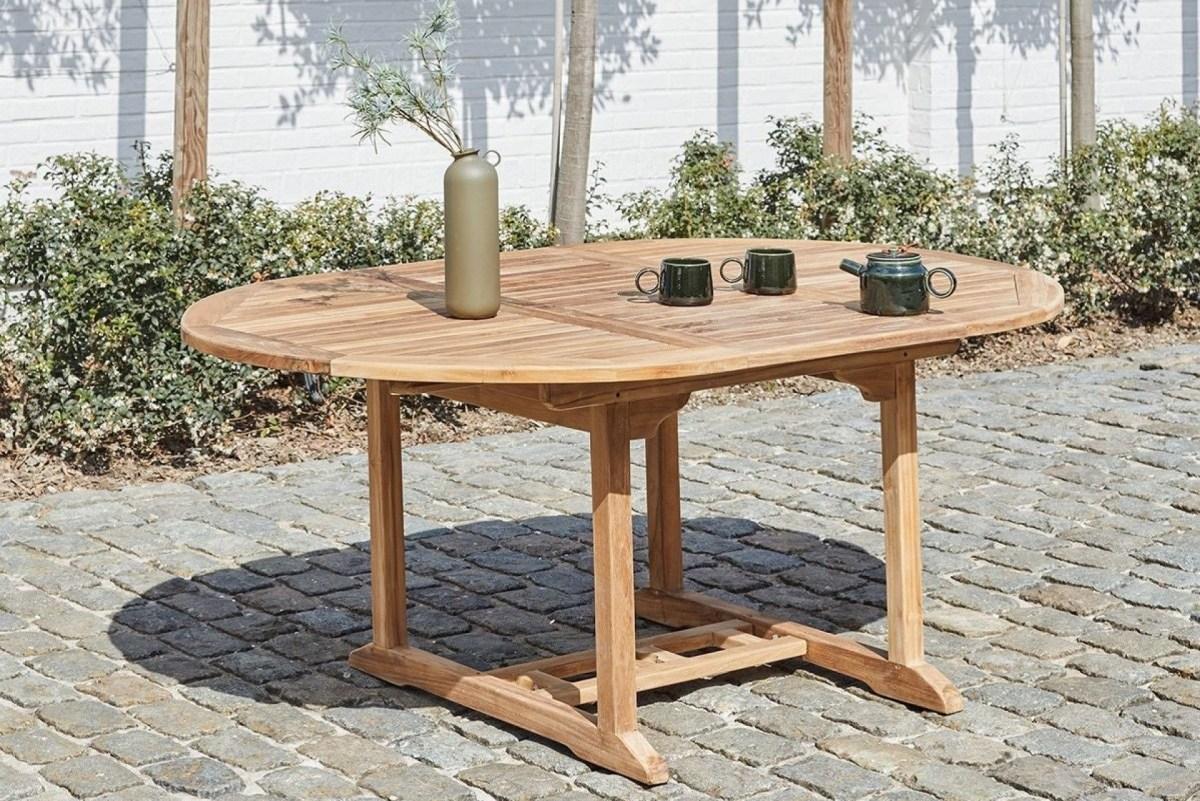 Pourquoi choisir une table de jardin extensible?