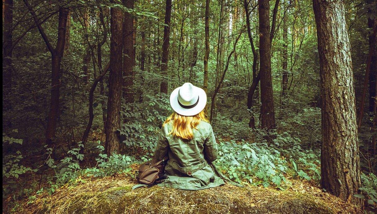 Se promener dans la nature