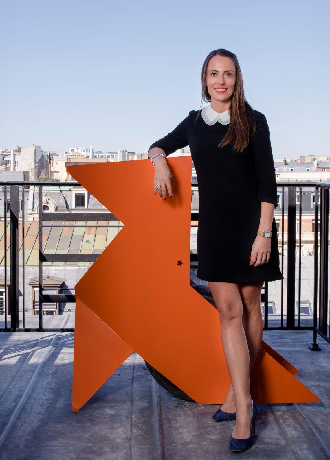 Julie Boucon - (c) Marlene Awaad - Voyez-Vous.