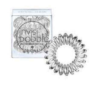 Les élastiques spirales pour préserver la fibre capillaire © Invisidobble