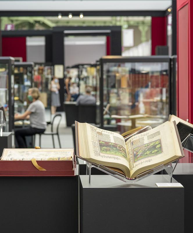 Salon des Livres rares & Objets d'art