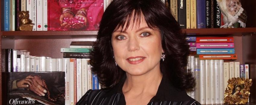Marylène Bergmann, formidable fée Lorraine