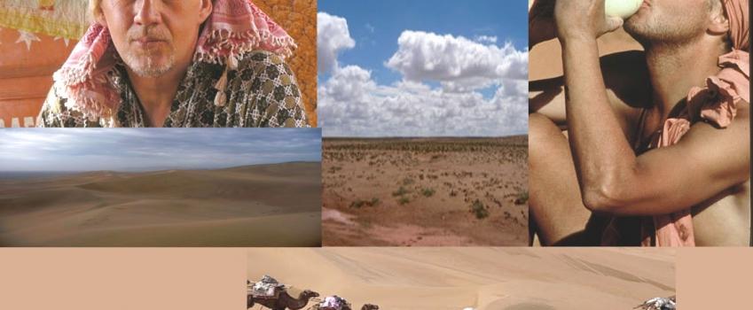 Philippe Frey : L'ivresse du désert