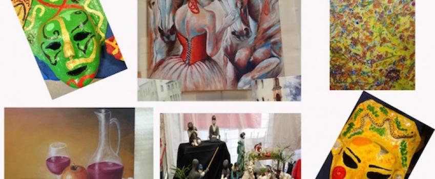 Errouville : Les arts en fête