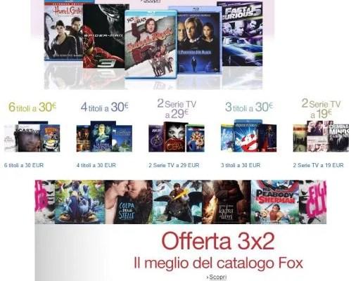 Promozioni Amazon: offerte su DVD e Blu-ray e molti altri prodotti!
