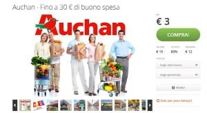 Buoni Spesa Auchan