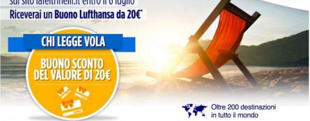 Buono sconto Lufthansa