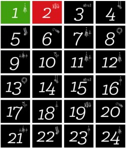 Calendario dell'Avvento Amazon