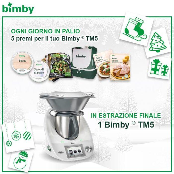 Il tuo Natale con Bimby: concorso a premi imperdibile!