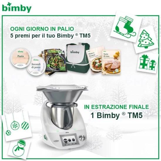 Il tuo Natale con Bimby Concorso