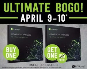 Bogo It Works