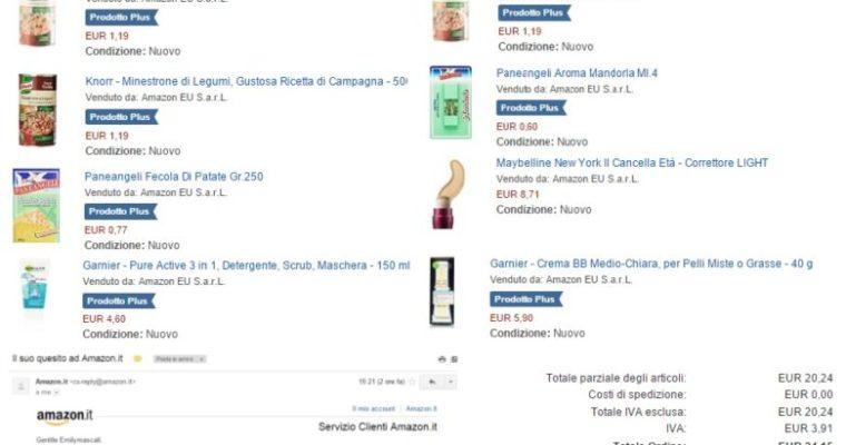 Promozione L'Oréal su Amazon: 20% di sconto se spendi almeno 19 euro