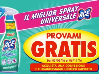 ACE Spray Universale - PROVAMI GRATIS