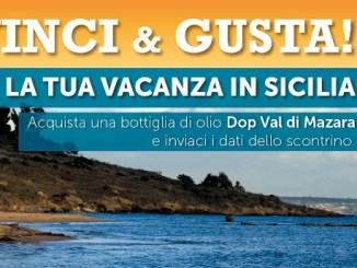Concorso Vinci e gusta la tua vacanza in Sicilia