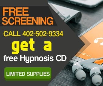 Free Screening get a hypnosis CD Limited
