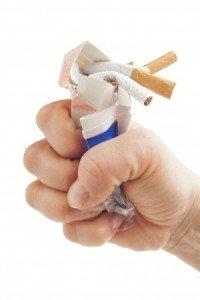 Break the chain smoking